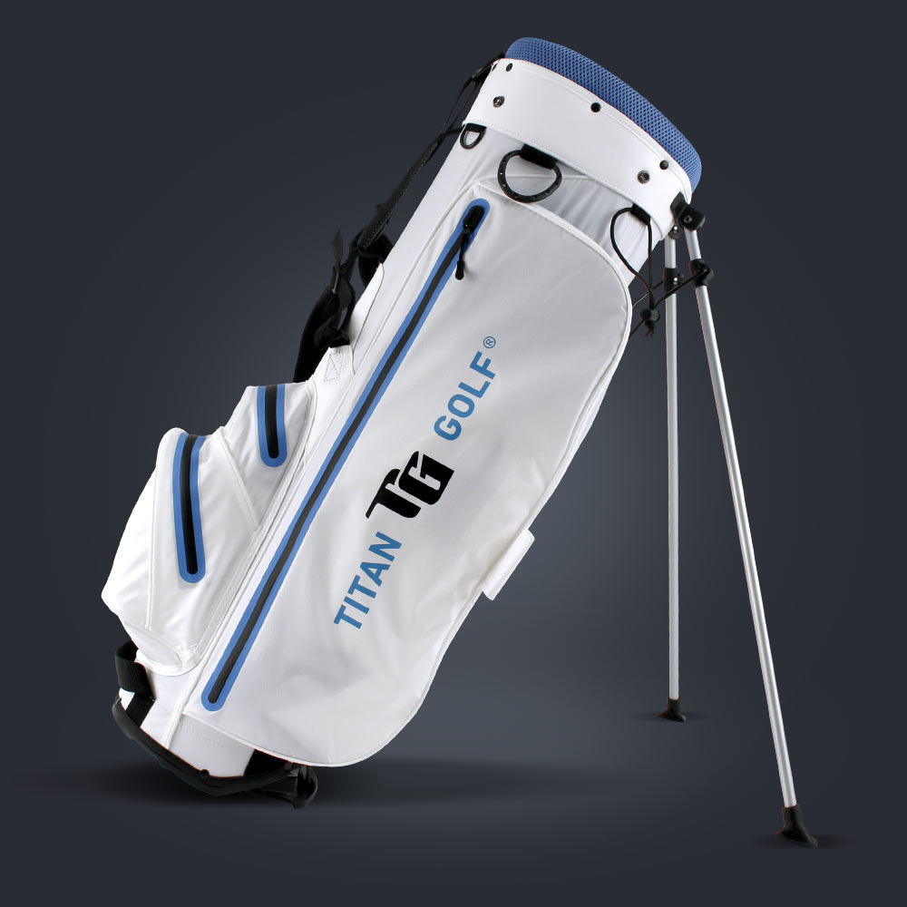 Stand Bag White